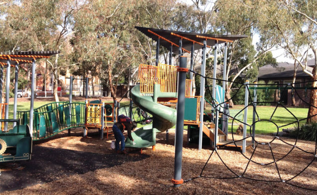 Outer Circle Linear Park, Balwyn