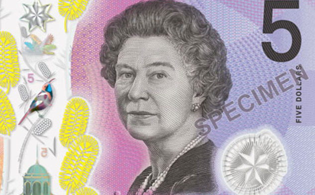 New $5 note is extra special