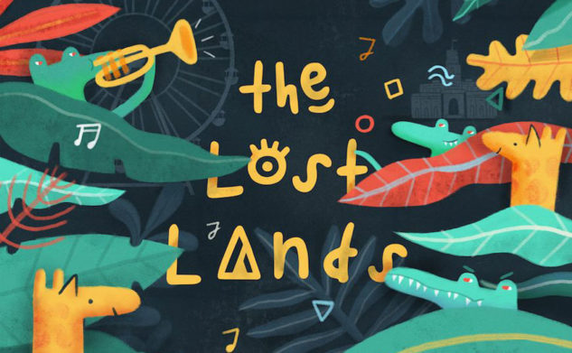 Into The Lost Lands