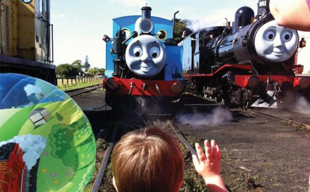 Toot toot Thomas