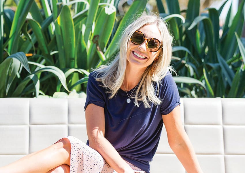 9581114e3fd We chat to Yarraville mum Alison Long, the owner/founder of Melbourne's  fastest growing fashion label, Feather & Noise. Ali was once asked what  colour she ...